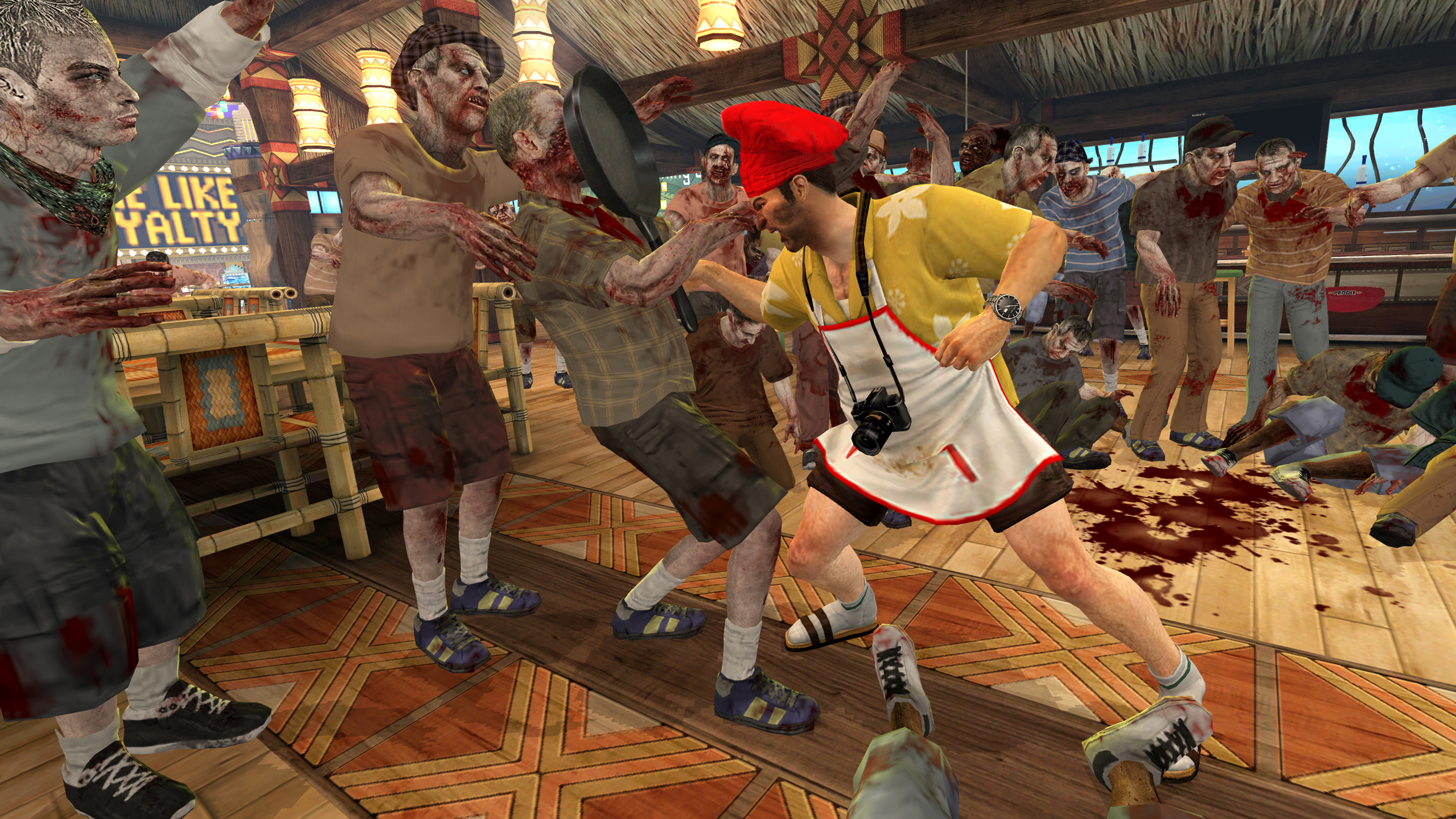 Dead Rising 2: Off the Record BBQ Chef Skills Pack screenshot