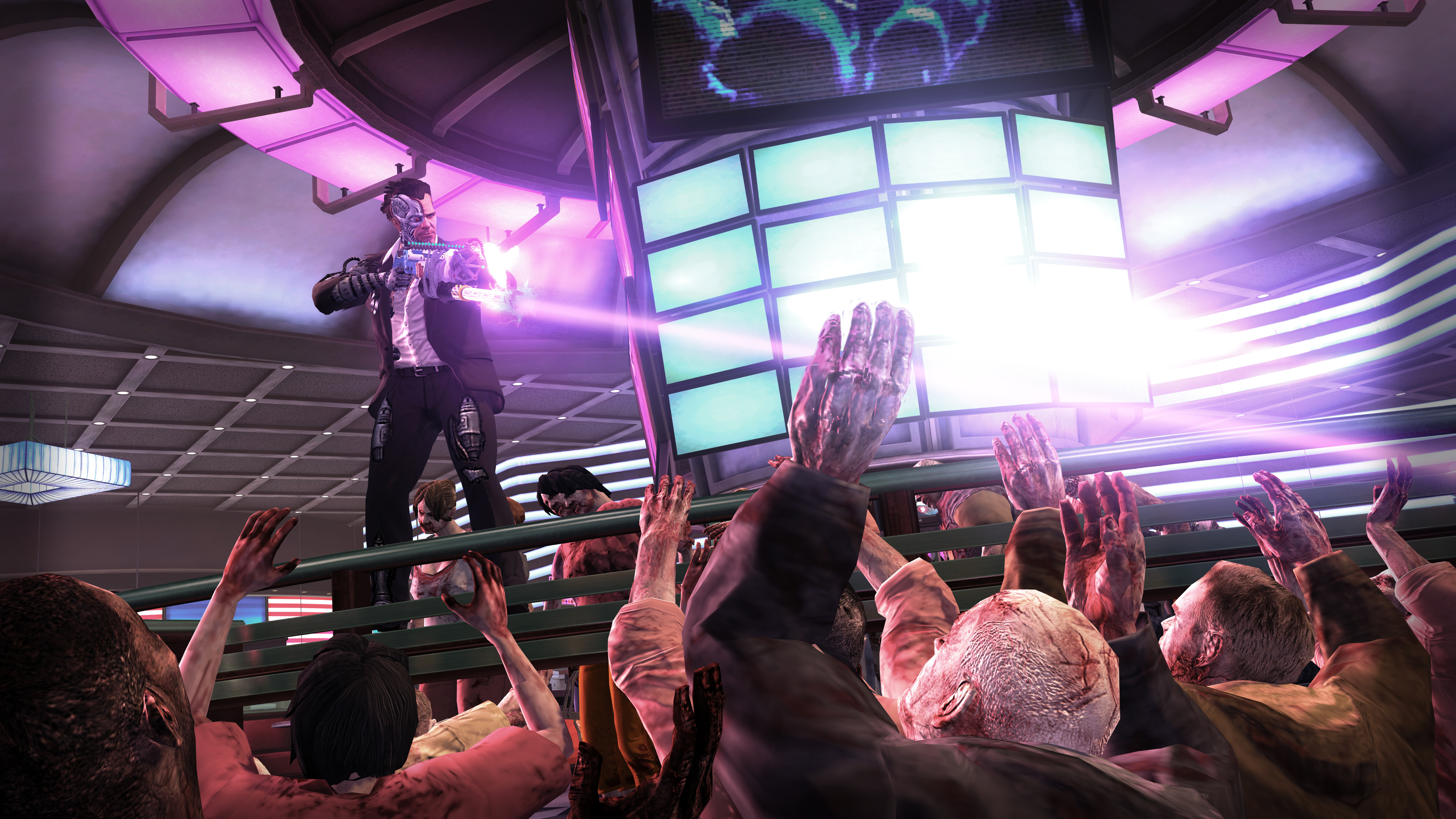 Dead Rising 2: Off the Record Cyborg Skills Pack screenshot