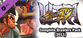 Super Street Fighter IV: Arcade Edition - Complete Brawler Pack