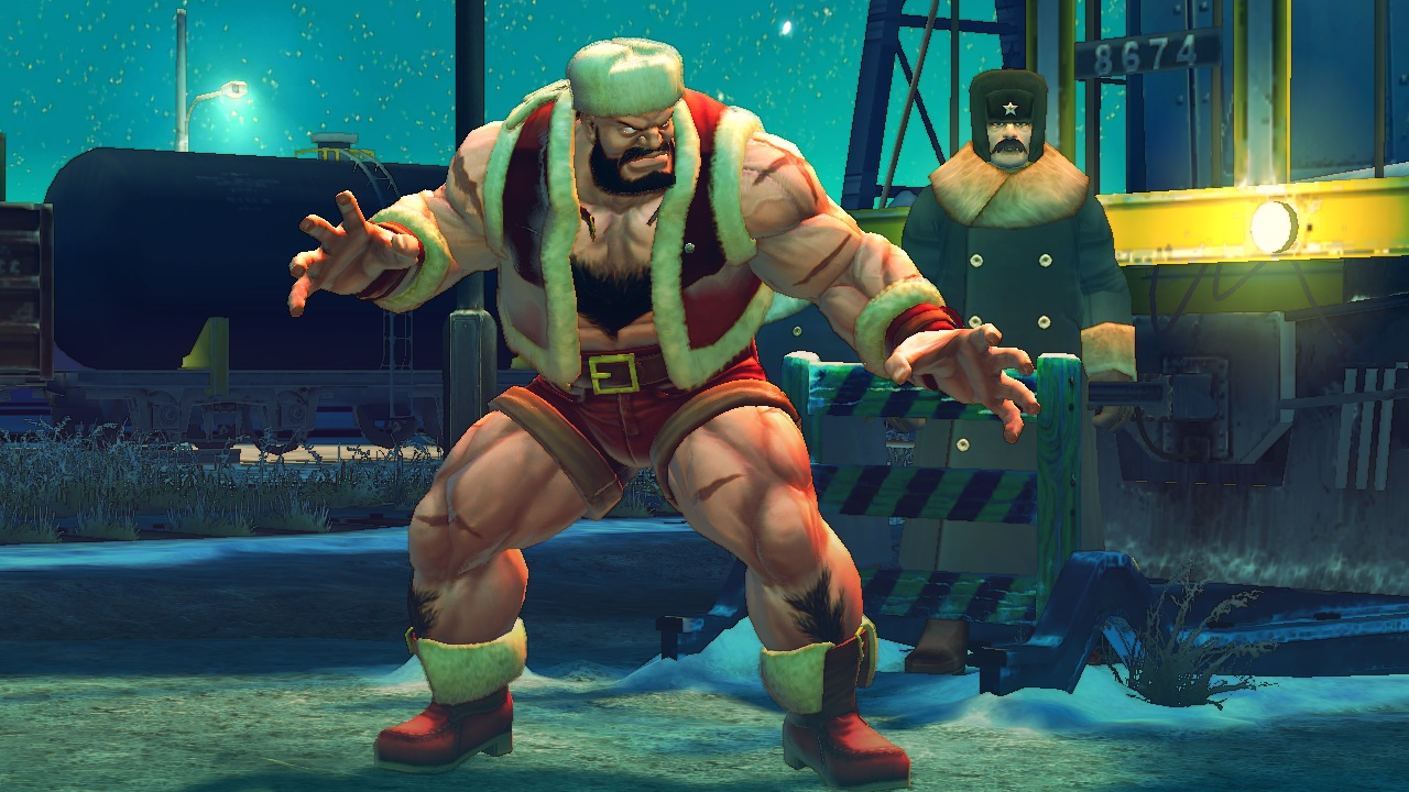 Super Street Fighter IV: Arcade Edition - Complete Brawler Pack screenshot
