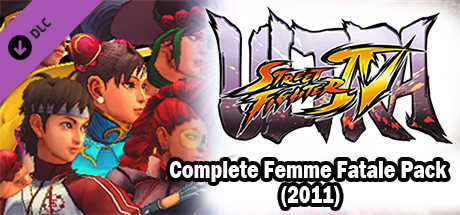 Super Street Fighter IV: Arcade Edition - Complete Femme Fatale Pack