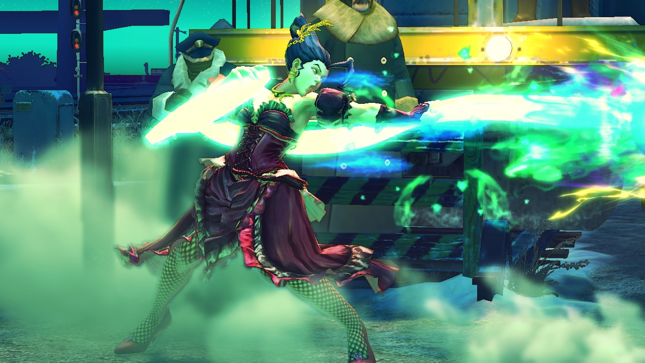 Super Street Fighter IV: Arcade Edition - Complete Femme Fatale Pack screenshot