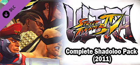 USFIV: Complete Shadoloo Pack (2011)