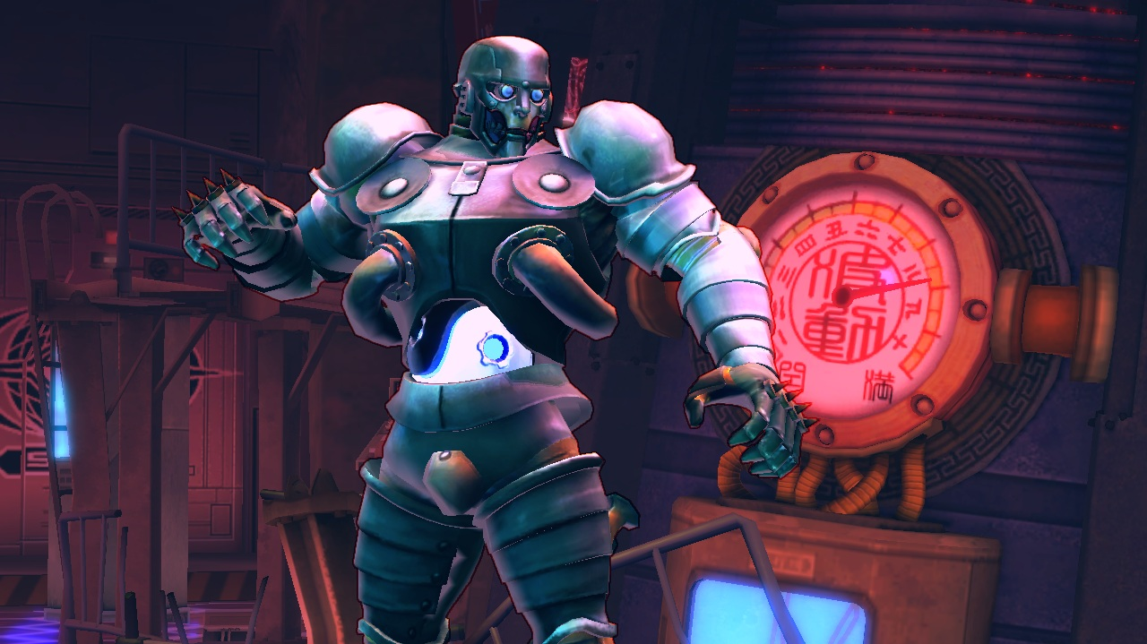 USFIV: Complete Shadoloo Pack (2011) screenshot