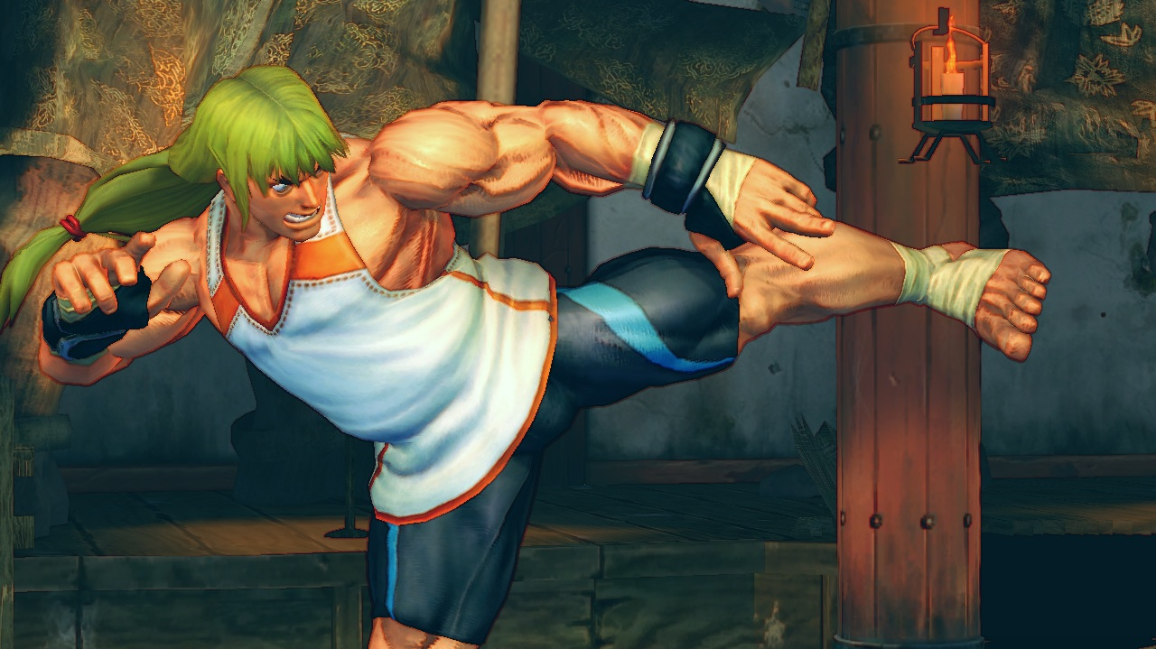 Super Street Fighter IV: Arcade Edition - Complete Shoryuken Pack screenshot