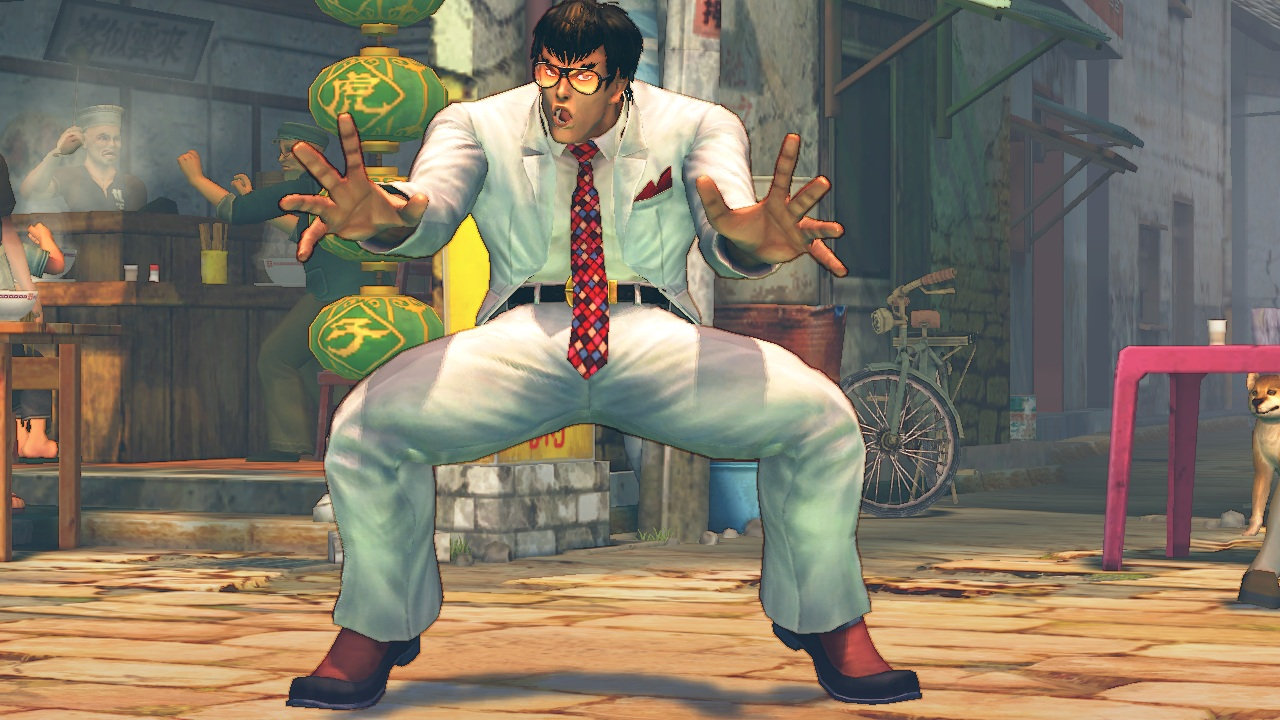 Super Street Fighter IV: Arcade Edition - Complete Classic Pack screenshot