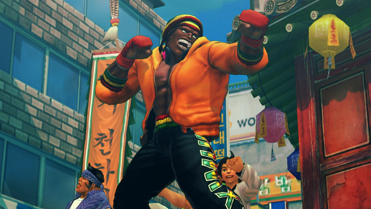 Super Street Fighter IV: Arcade Edition - Complete Challengers 1 Pack screenshot