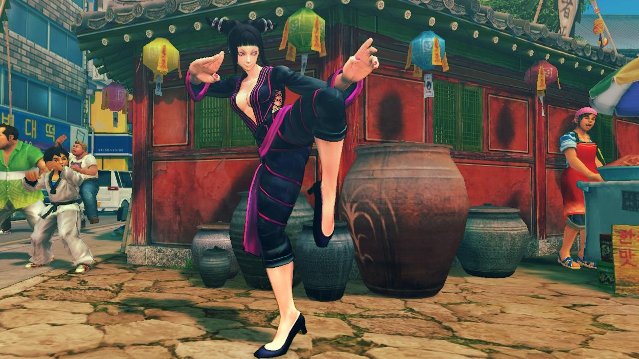 Super Street Fighter IV: Arcade Edition - Complete Challengers 2 Pack screenshot