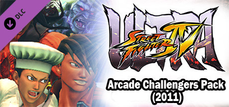 Super Street Fighter IV: Arcade Edition - Arcade Challengers Pack steam key giveaway