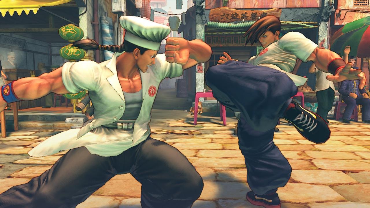 USFIV: Arcade Challengers Pack (2011) screenshot