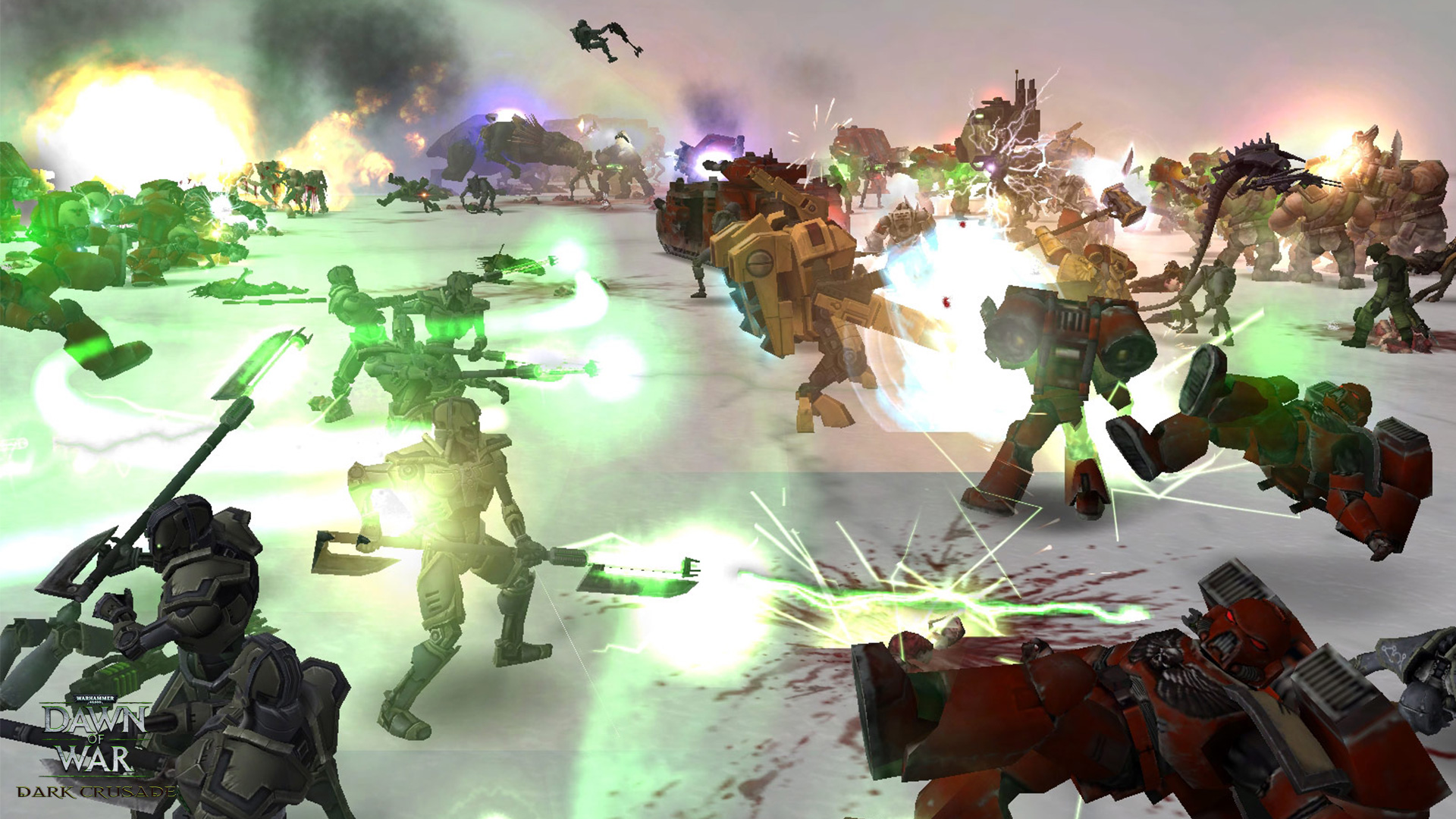 Warhammer 40,000: Dawn of War - Dark Crusade screenshot