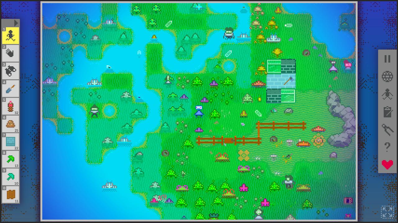 Vilmonic screenshot