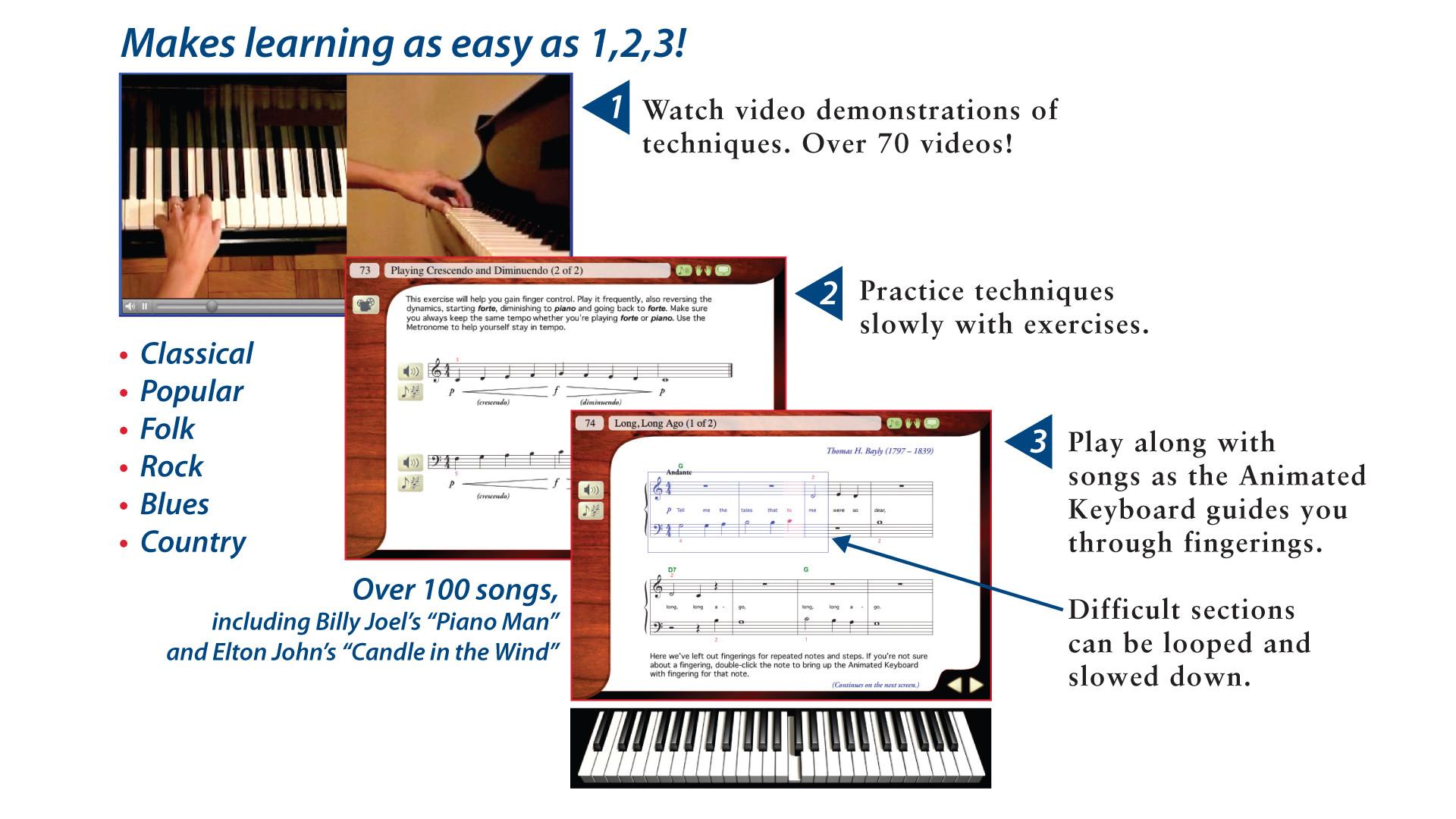 Emedia piano and keyboard method on steam hexwebz Gallery