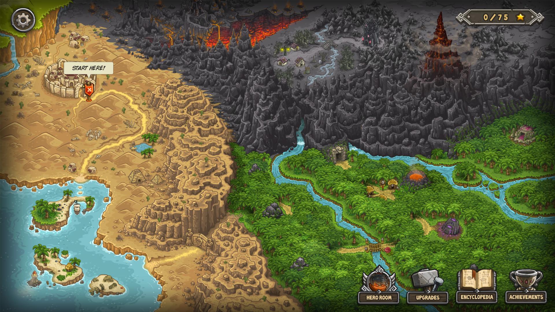 Kingdom Rush Frontiers [v.1.3.4] (2016) Repack скачать торрент