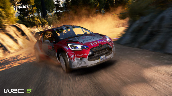 WRC 6 FIA World Rally Championship PC download