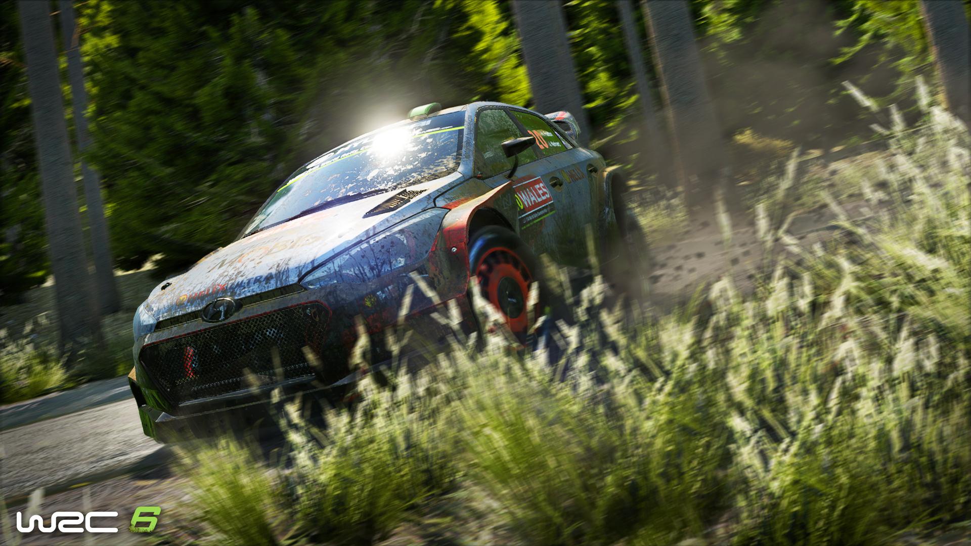 WRC 6 FIA World Rally Championship (ENG/MULTI6) [REPACK]