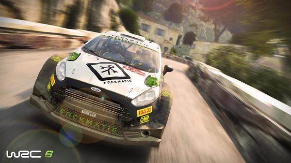 WRC 6 FIA World Rally Championship Torrent