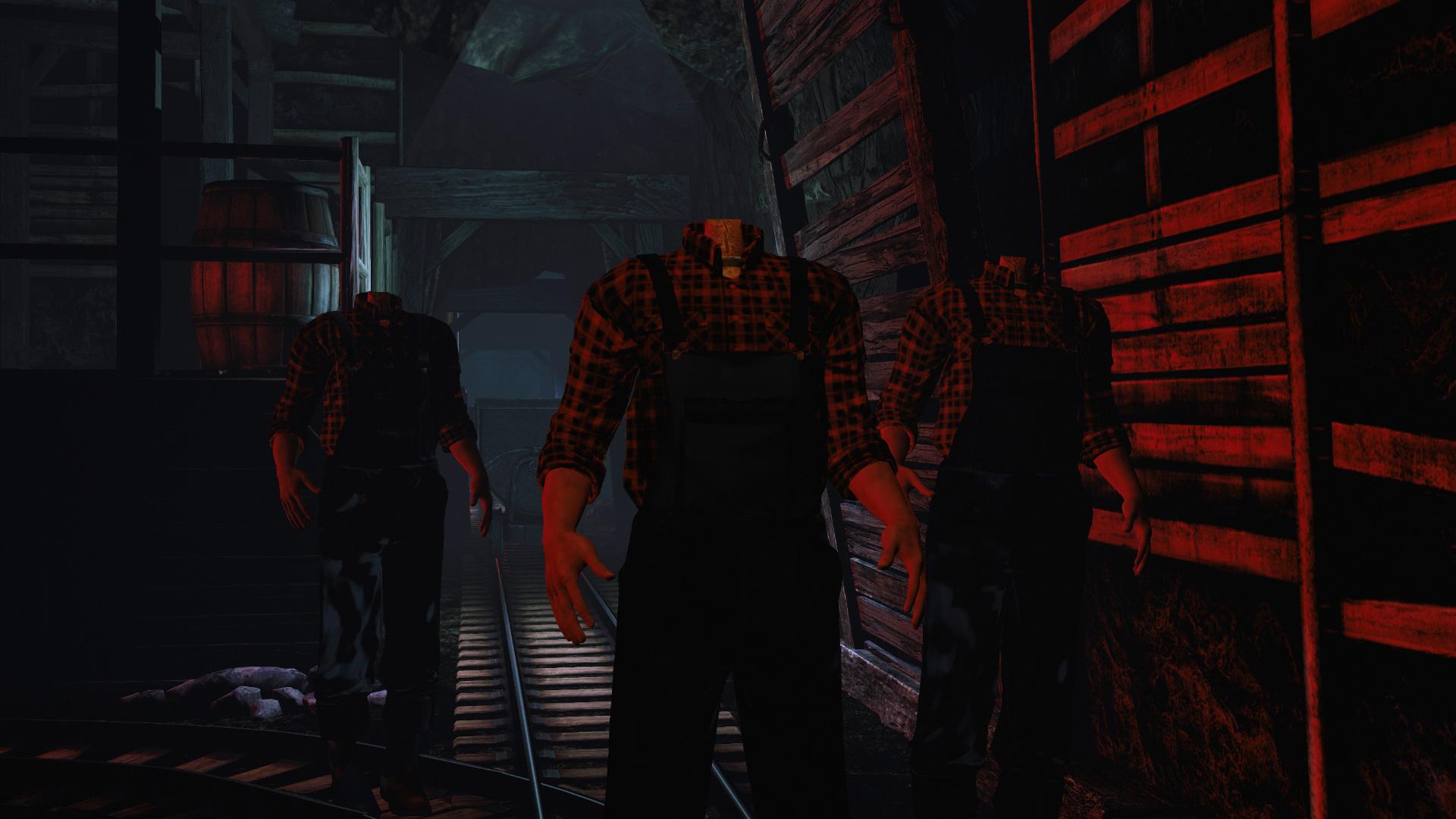 Ghost Town Mine Ride & Shootin' Gallery screenshot