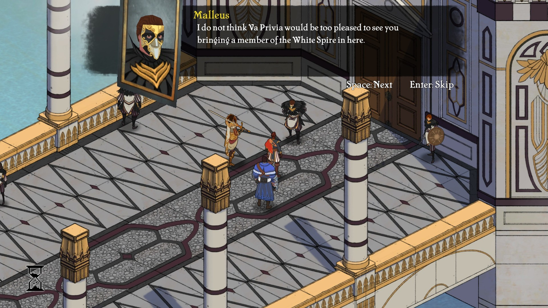 Masquerada: Songs and Shadows [GOG] [2016|Rus|Eng]