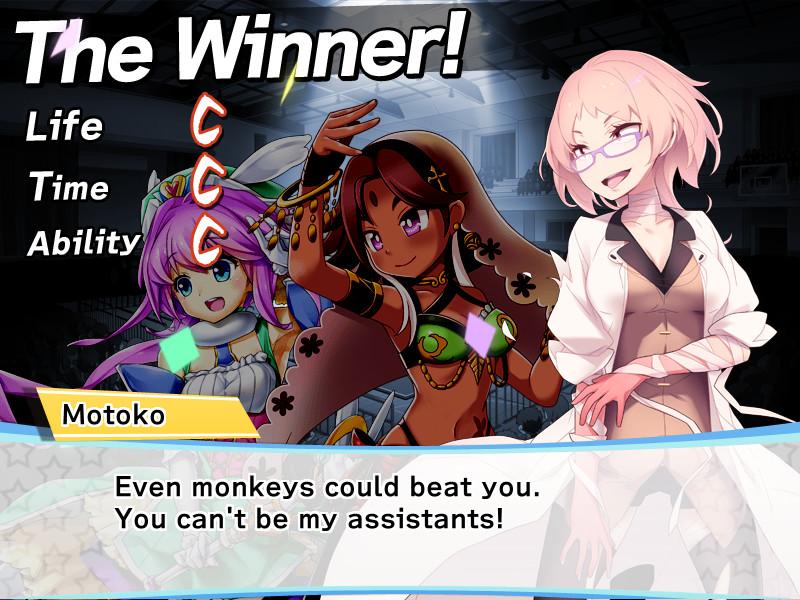 Cherry Tree High Girls' Fight screenshot