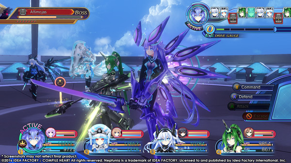 Megadimension Neptunia VII v1.0 Plus 20 Trainer-FLiNG