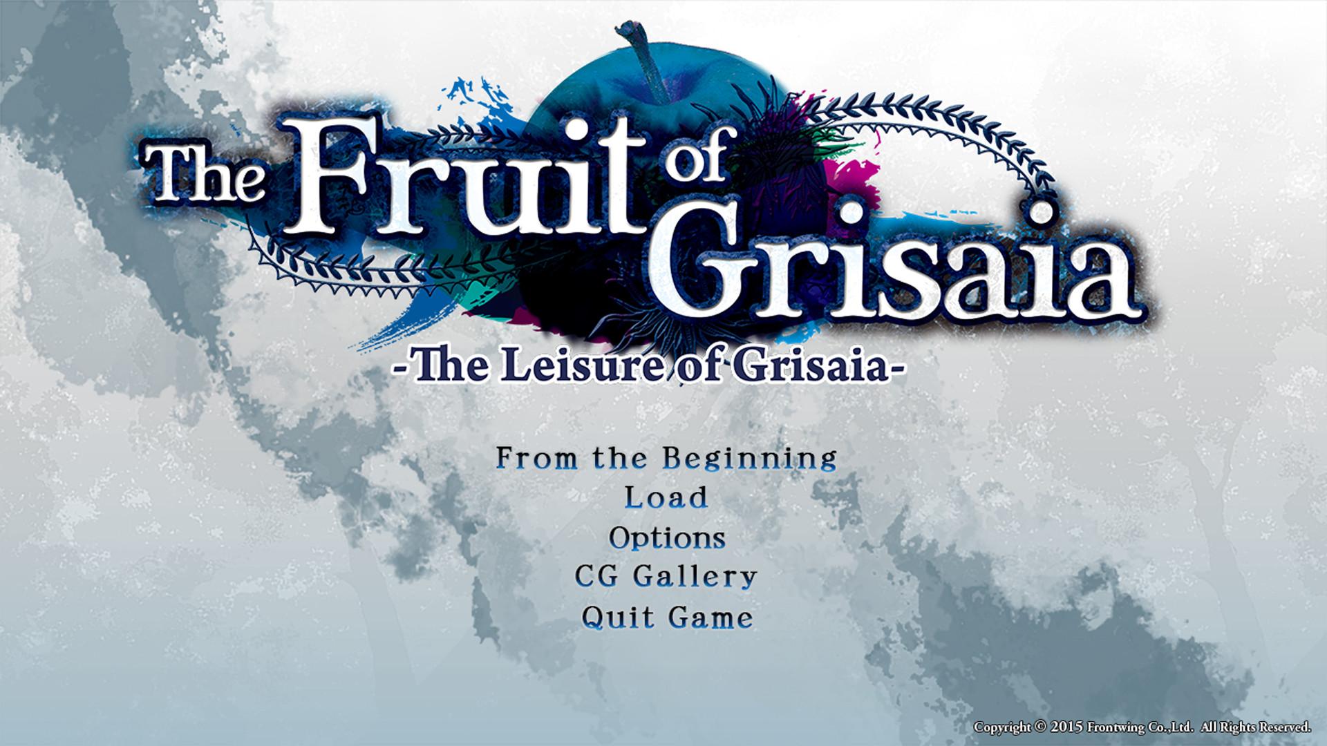 The Leisure of Grisaia screenshot