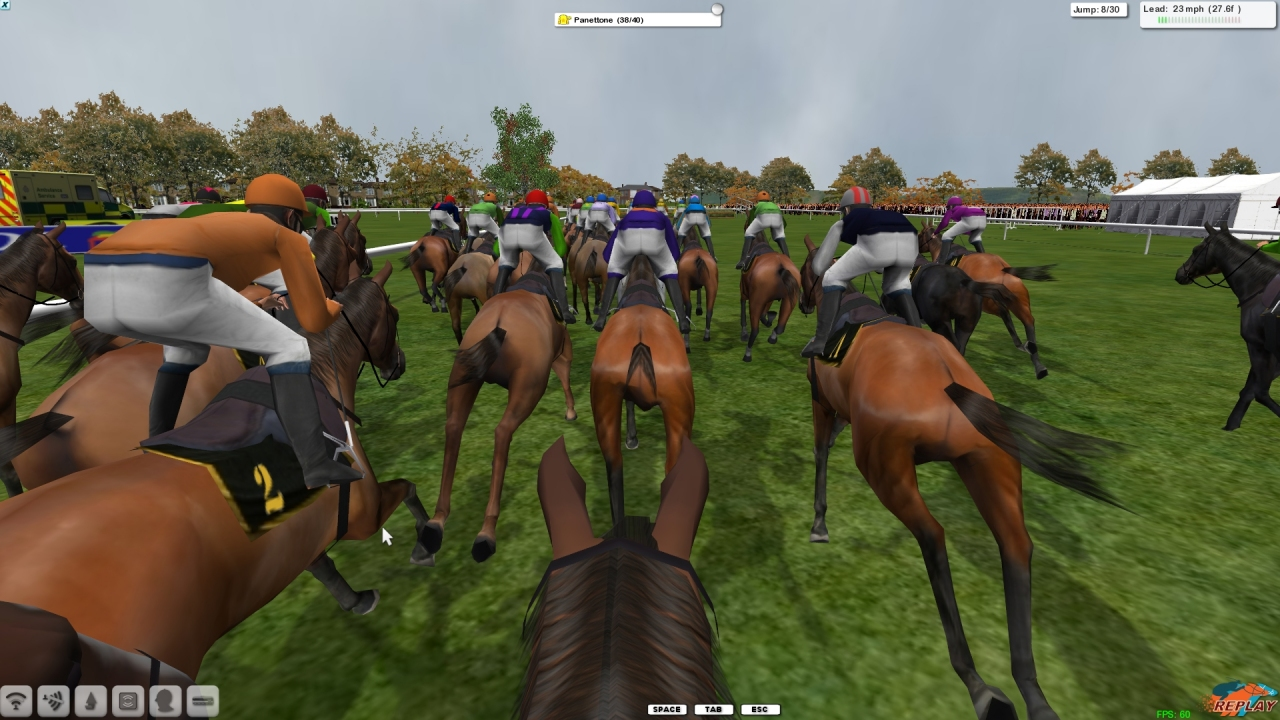 Starters Orders 6 Horse Racing screenshot