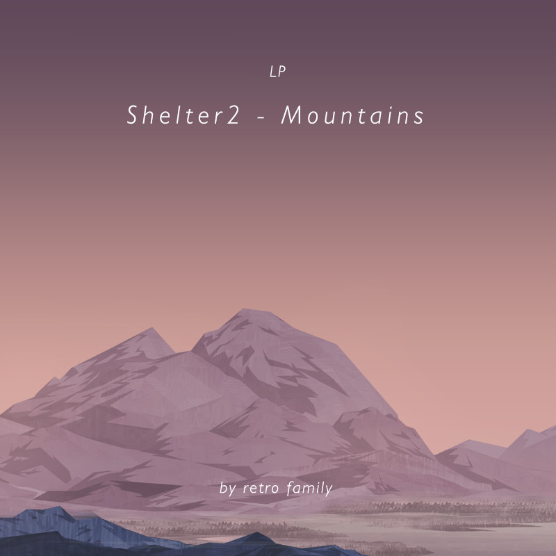 Shelter 2 Mountains EP screenshot