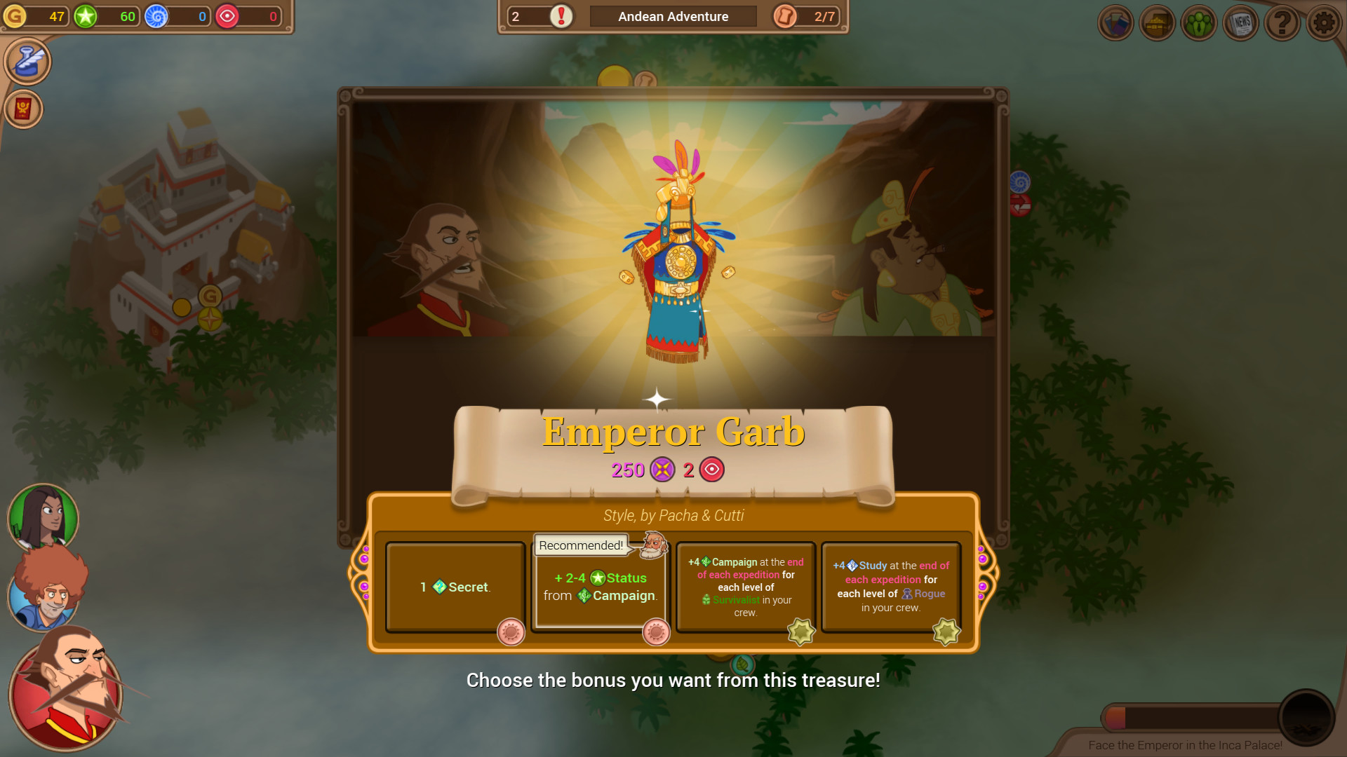 Renowned Explorers: More To Explore screenshot