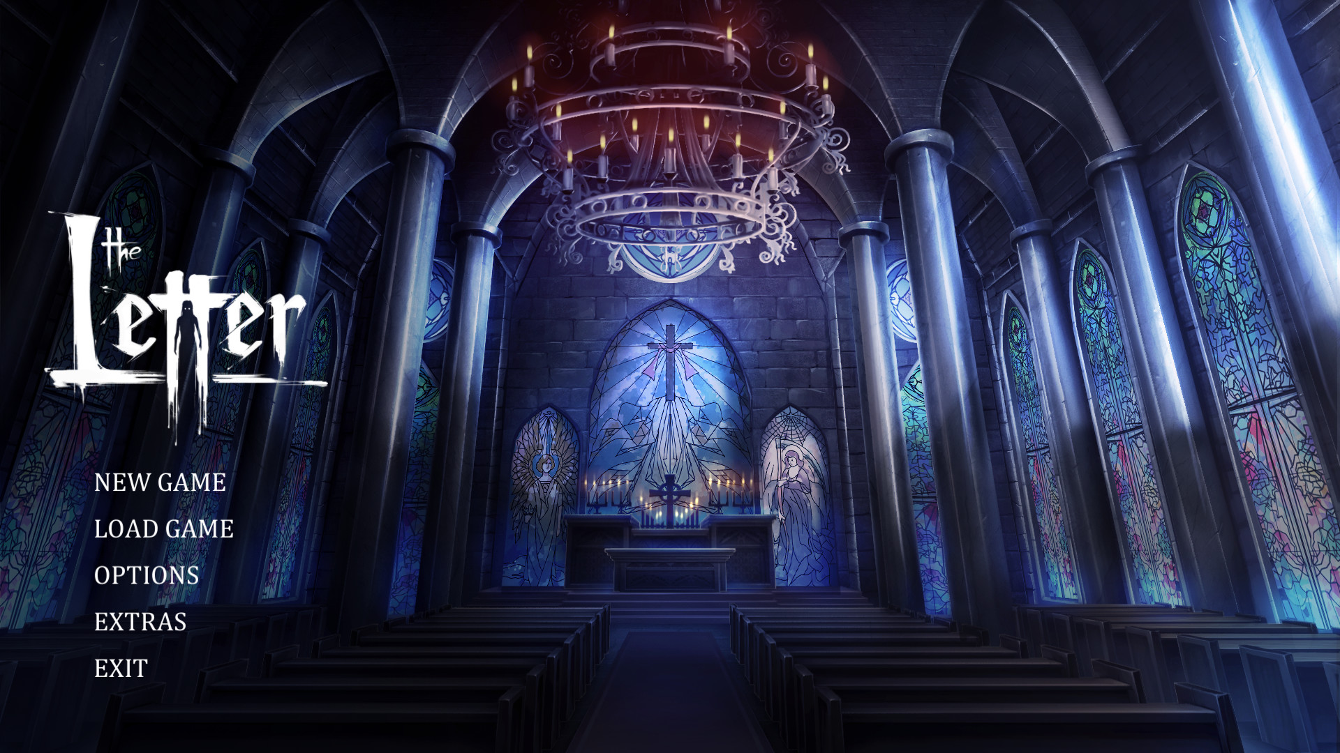 The Letter - Horror Visual Novel screenshot