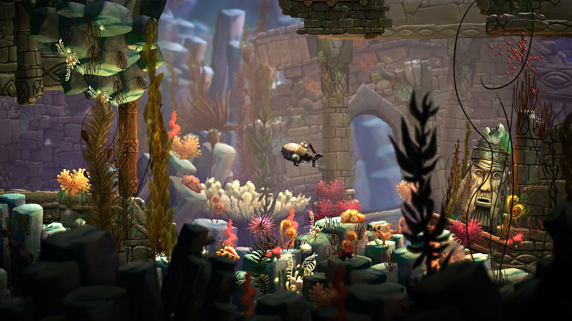 Song of the Deep (2016) PC | Лицензия