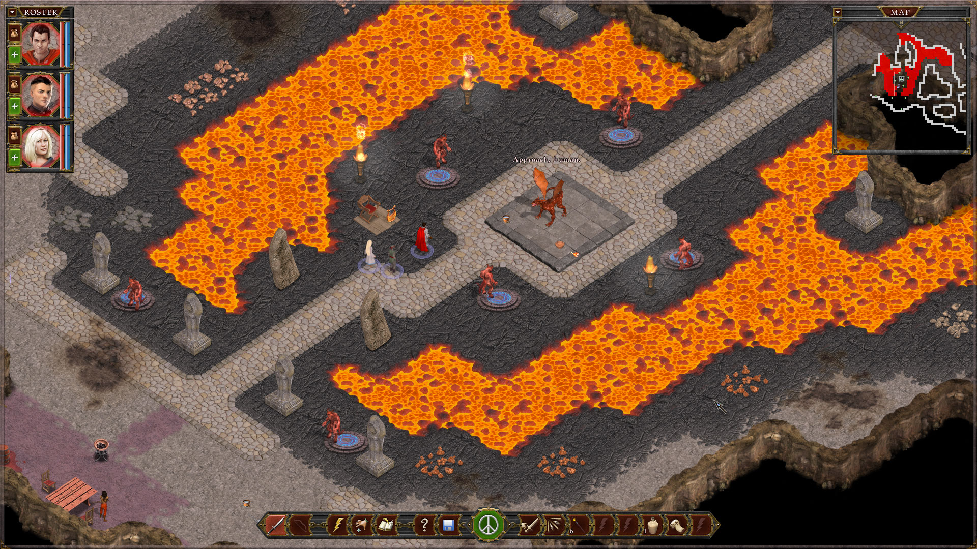Avadon 3: The Warborn screenshot