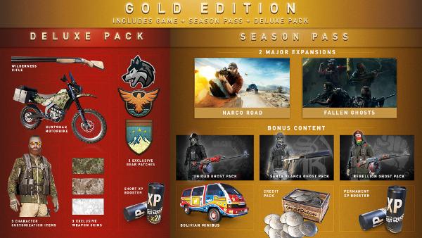 Tom Clancy S Ghost Recon Wildlands скачать игру - фото 7
