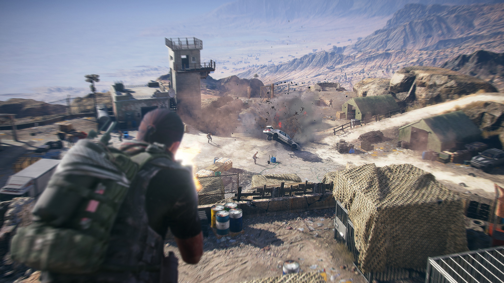 download tom clancys ghost recon wildlands cracked by steampunks include all dlc and latest multiplayer co-op update mirrorace multiup