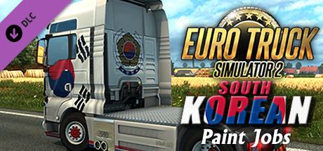 Euro Truck Simulator 2 - South Korean Paint Jobs Pack