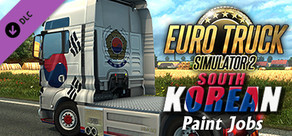 Euro Truck Simulator 2 - South Korean Paint Jobs Pack