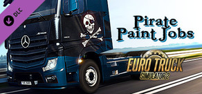 Euro Truck Simulator 2 - Pirate Paint Jobs Pack