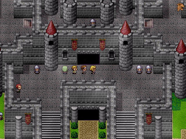 The King's Heroes screenshot