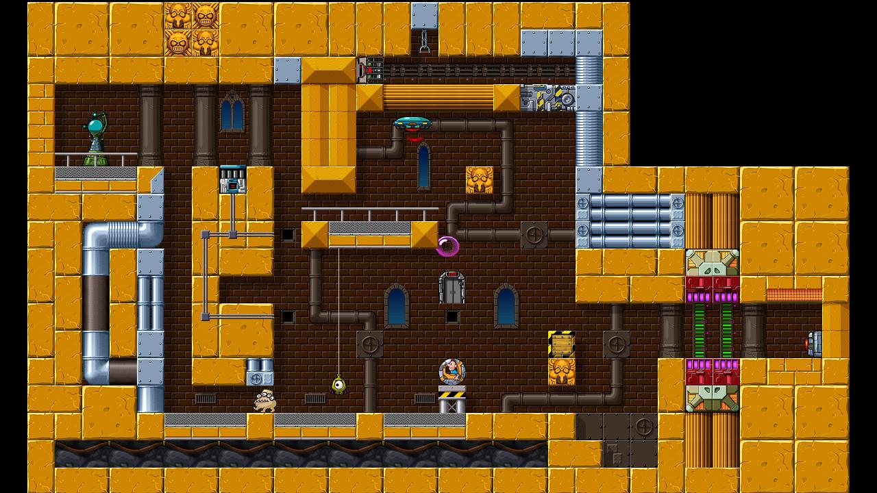 Archibald's Adventures screenshot