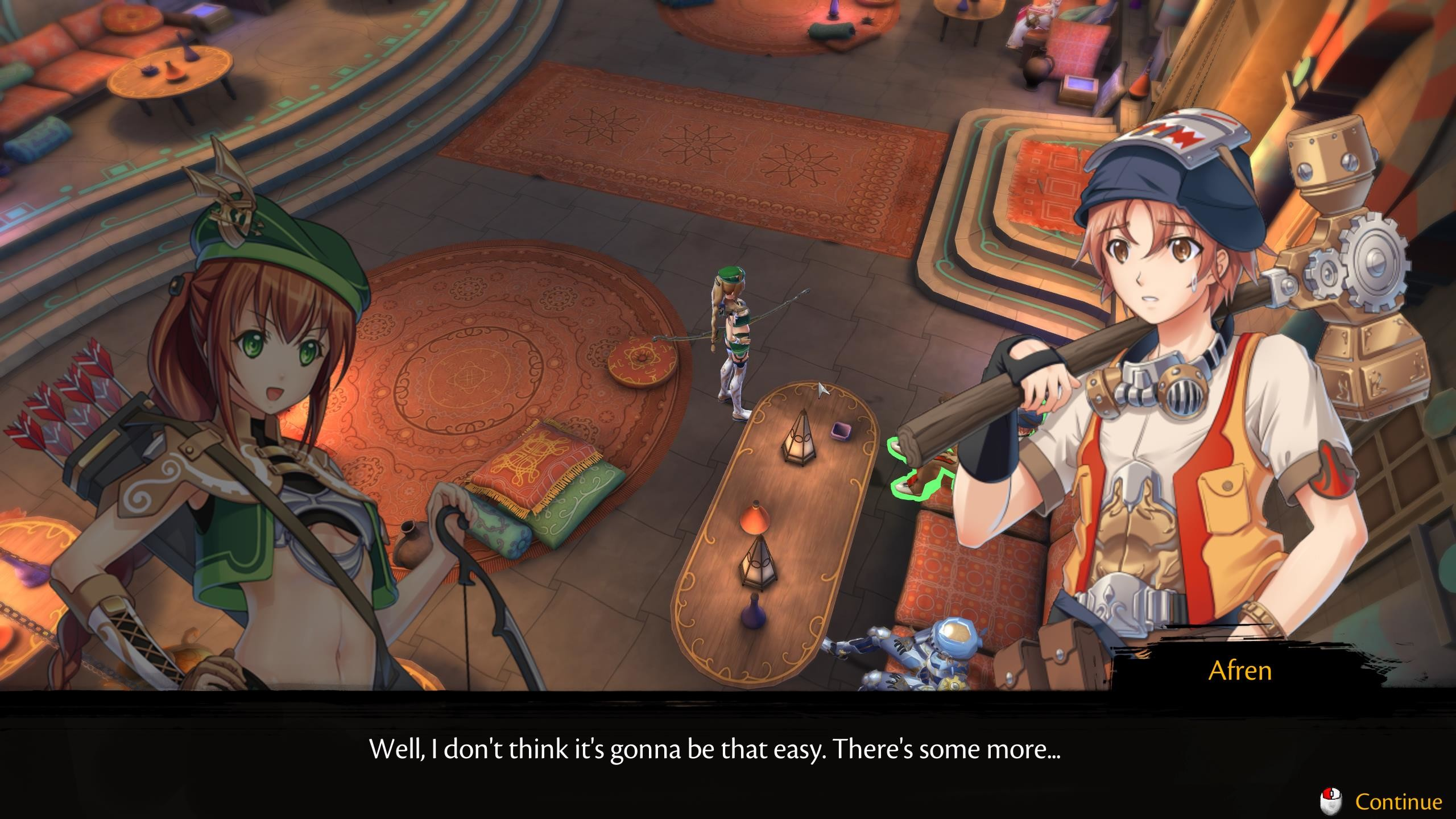 Tears of Avia screenshot