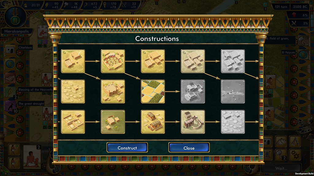 Predynastic Egypt screenshot