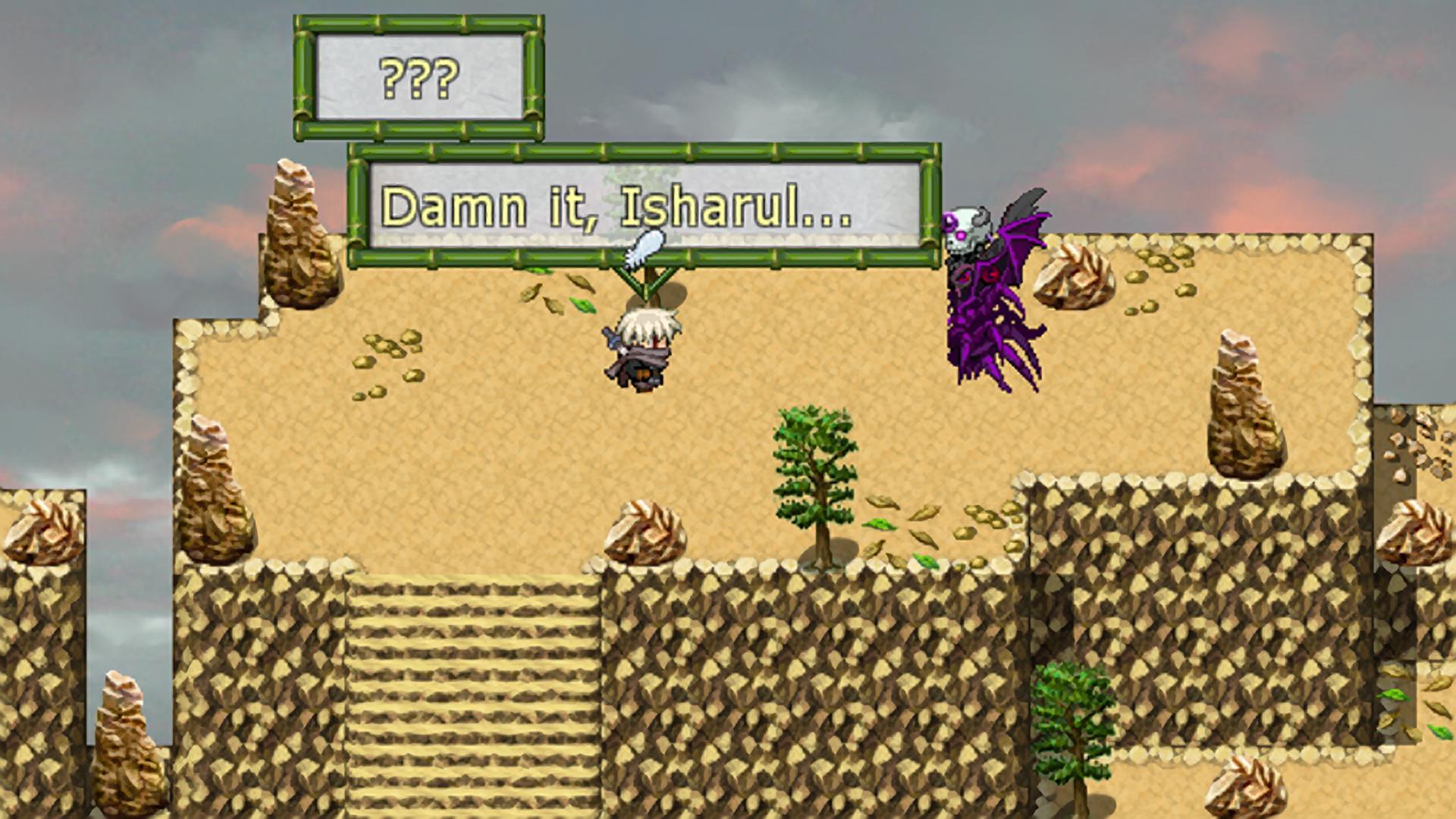Sins Of The Demon RPG screenshot