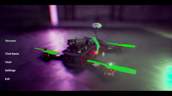 Drone Racing - POSTMORTEM