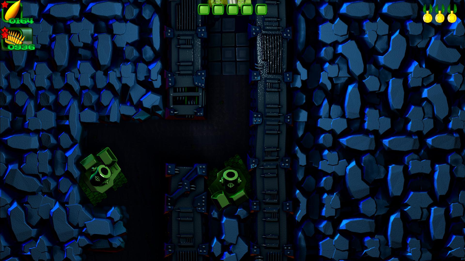 Iron Impact screenshot
