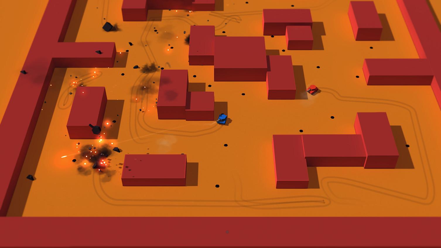 Tank Blast screenshot