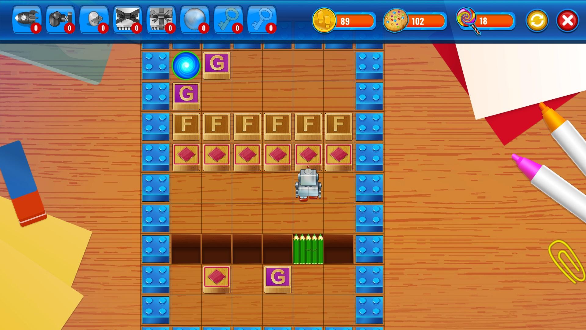 Abrix 2 - Diamond version screenshot