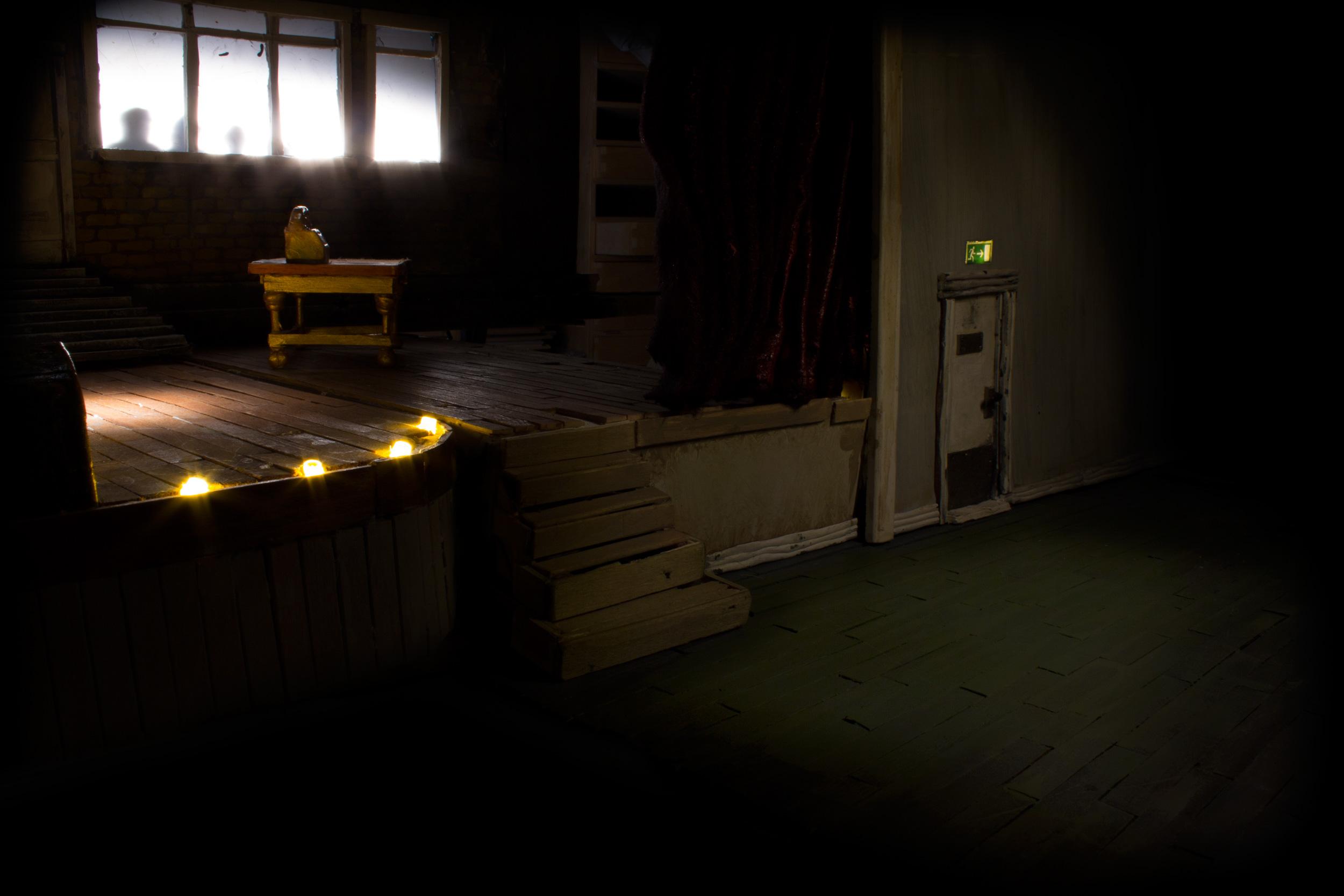 The Dream Machine: Chapter 6 screenshot