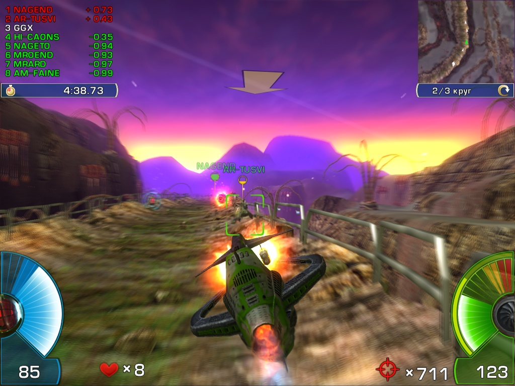 A.I.M. Racing screenshot