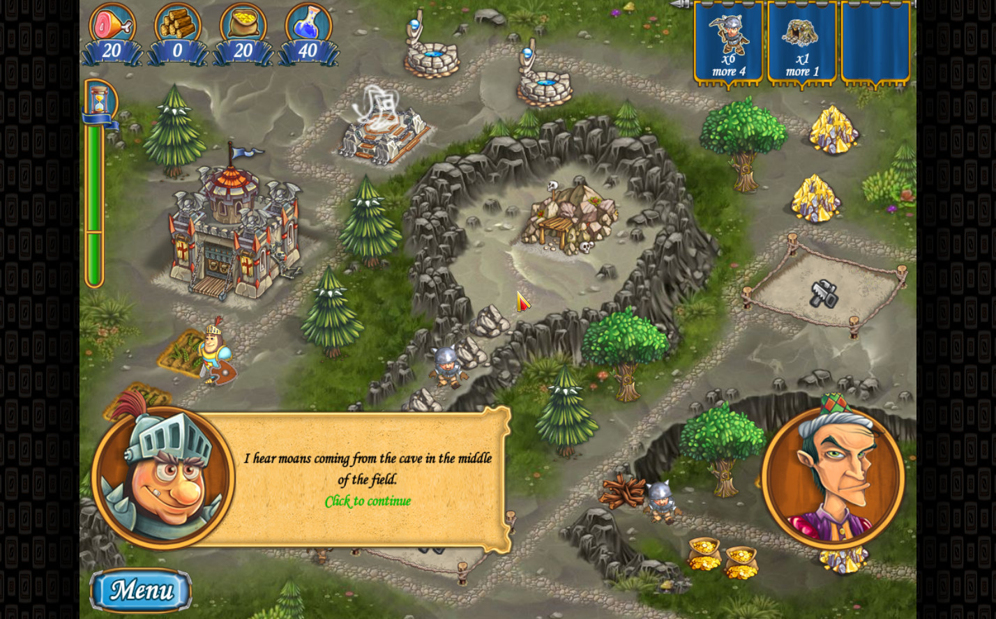 New Yankee in King Arthur's Court screenshot