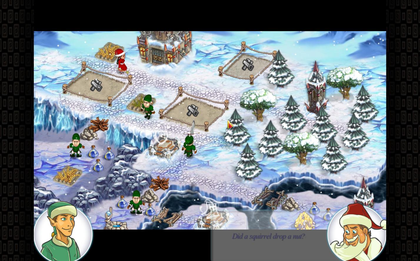 New Yankee in Santa's Service screenshot
